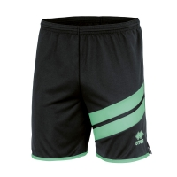 Jaro Shorts - Black/After Eight