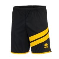 Jaro Shorts - Black/Amber