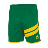 Jaro Shorts - Green/Yellow