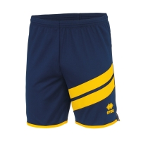 Jaro Shorts - Navy/Yellow