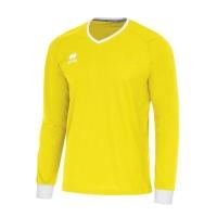 Lennox Jersey - Yellow Fluo/White