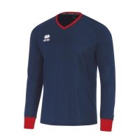 Lennox Jersey - Navy/Red