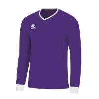 Lennox Jersey - Purple/White