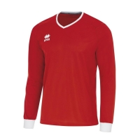 Lennox Jersey - Red/White