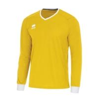 Lennox Jersey - Yellow/White