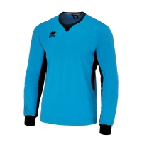 Simon Goalkeeper Jersey - Cyan/Black