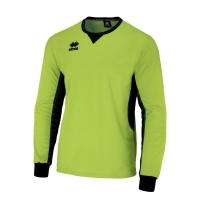 Simon Goalkeeper Jersey - Green Fluo/Black
