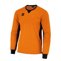 Simon Goalkeeper Jersey - Orange Fluo/Black