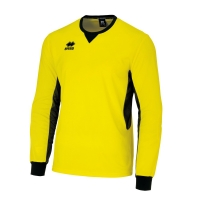 Simon Goalkeeper Jersey - Yellow Fluo/Black