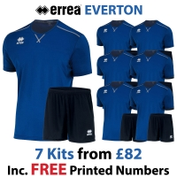 Everton 7 Kit Deal - Blue