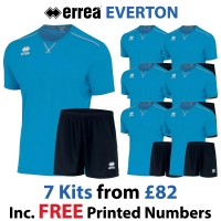 Everton 7 Kit Deal - Cyan