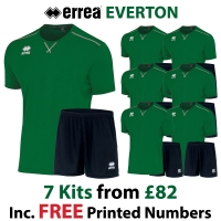 Everton 7 Kit Deal - Green