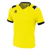 Lucas Jersey - Yellow Fluo/Black/White