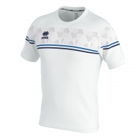 Errea Diamantis Jersey - White/Blue/Navy