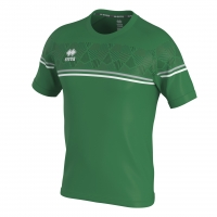 Errea Diamantis Jersey - Green/Grey/White