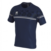 Errea Diamantis Jersey - Navy/Grey/White