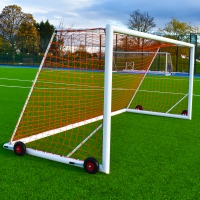 9v9 Europa Portable Goal (16ft x 7ft) - PAIR