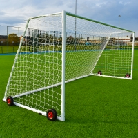 9v9 Champion Portable Goal (16ft x 7ft) - PAIR