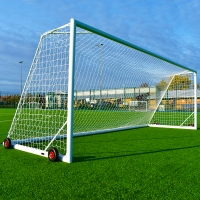 Junior Europa Self Weighted Goal (21ft x 7ft) - PAIR