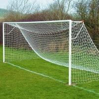 Senior Club Socketed Goal (24ft x 8ft) - PAIR