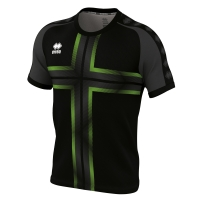 Parma 3.0 Jersey - Black/Green