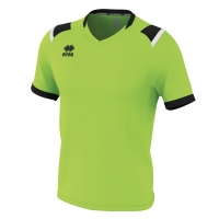 Lucas Jersey - Green Fluo/Black/White