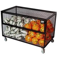Heavy Duty Sports Equipment Storage Trolley