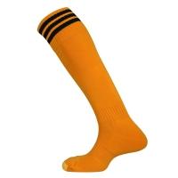 Mercury 3 Stripe Socks - Amber/Black