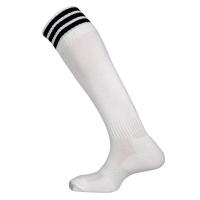 Mercury 3 Stripe Socks - White/Black