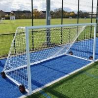 Mini Soccer Academy Portable Goal - 12FT X 6FT