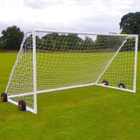 Mini Soccer Champion Portable Goal - PAIR