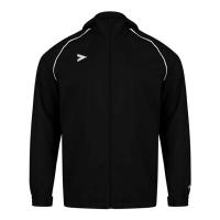 Delta Weatherproof Coat - Black/White