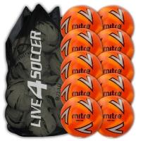Impel Plus Orange 10 Ball Deal Plus FREE Bag