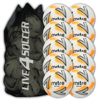 Impel Plus White 10 Ball Deal Includes FREE Bag