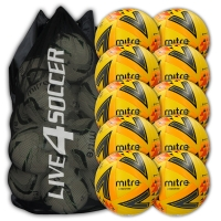 Ultimatch Max Yellow 10 Ball Deal plus FREE bag