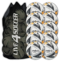 Ultimatch Max White 10 Ball Deal plus FREE bag