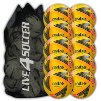 Ultimatch Plus Yellow 10 Ball Deal plus FREE Bag