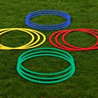 Speed and Agility Rings