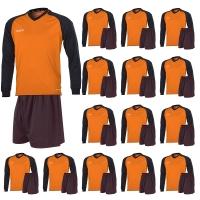 Cabrio 15 Kit Deal - Orange/Black