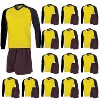 Cabrio 15 Kit Deal - Yellow/Black
