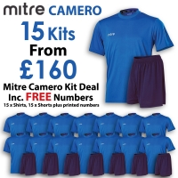 Camero 15 Kit Deal - Royal Blue