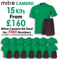 Camero 15 Kit Deal - Emerald Green