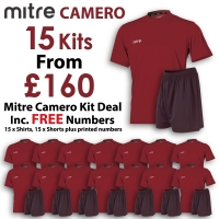 Camero 15 Kit Deal - Maroon