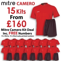 Camero 15 Kit Deal - Scarlet