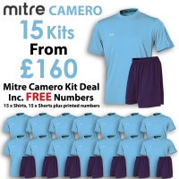Camero 15 Kit Deal - Sky Blue