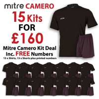 Camero 15 Kit Deal - Black