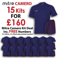 Camero 15 Kit Deal - Navy
