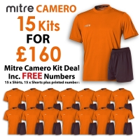 Camero 15 Kit Deal - Tangerine