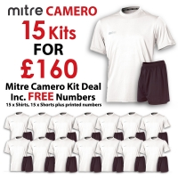 Camero 15 Kit Deal - White
