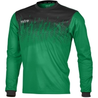 Command Goalkeeper Jersey - Emerald/Black